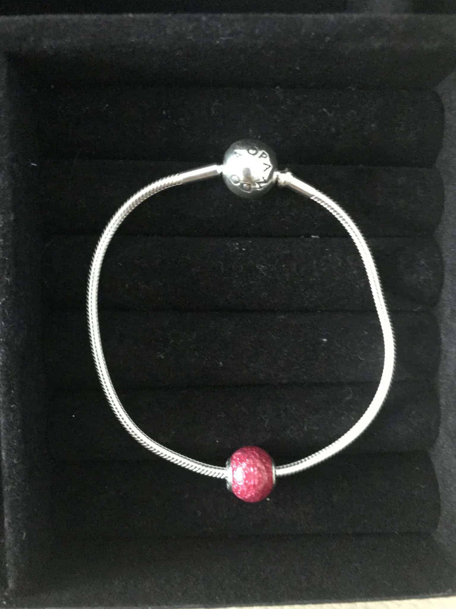 bracelet essence pandora