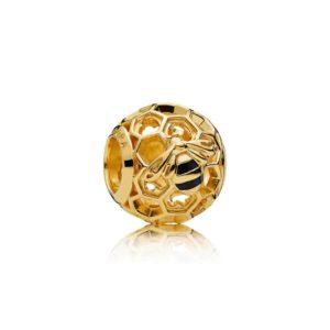 Charm Abeille à miel Pandora Shine 45€