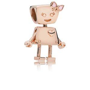 Charm Bella Bot Or Rose Pandora 69€ - 787141EN160