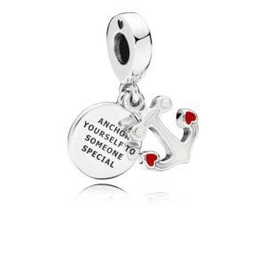 Charm Ancre de l'amour 45€ - 797208ENMX