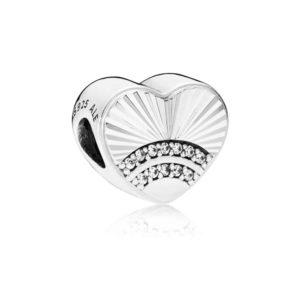 Charm Éventail de l'Amour Argent 49€ - 797288CZ
