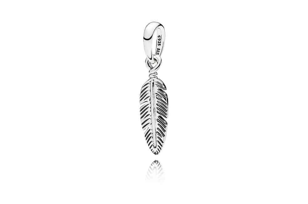Cham pendentif plume spirituelle 29€ - 397216