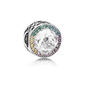 Charm Cœurs Lumineux Multicolores 75€ - 791725CZMX