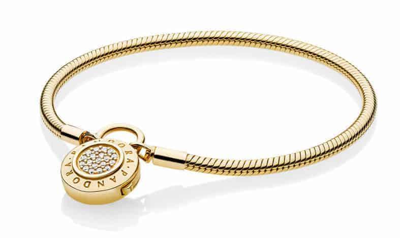 Bracelet Cadenas Signature PANDORA 229€ - 567757CZ