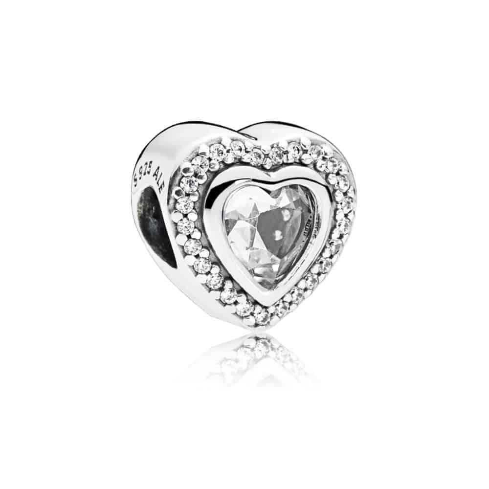 Charm amour scintillant 69€