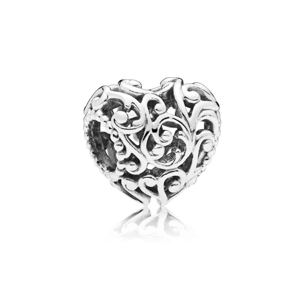 Charm coeur Royal 25€