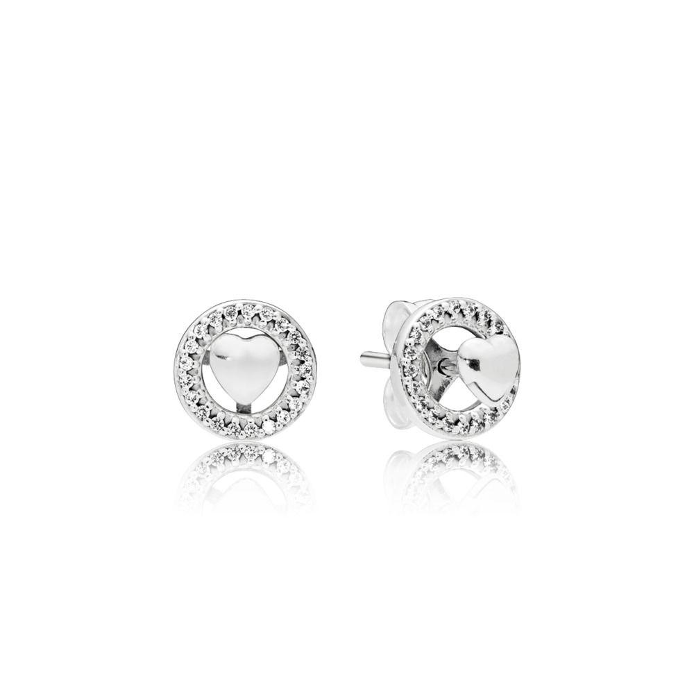 Clous d'oreilles pour toujours Pandora 49€ - 297709CZ