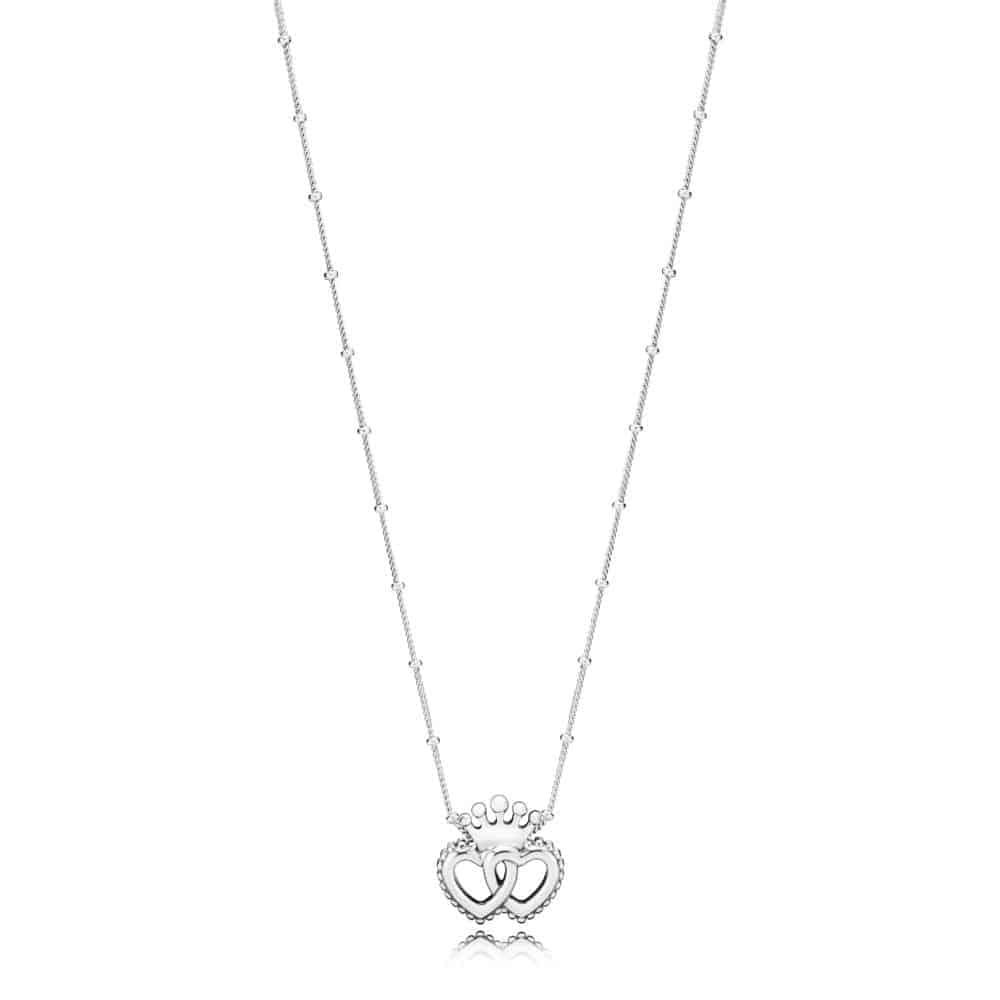 Collier union des cœurs royaux 79€ - 397719