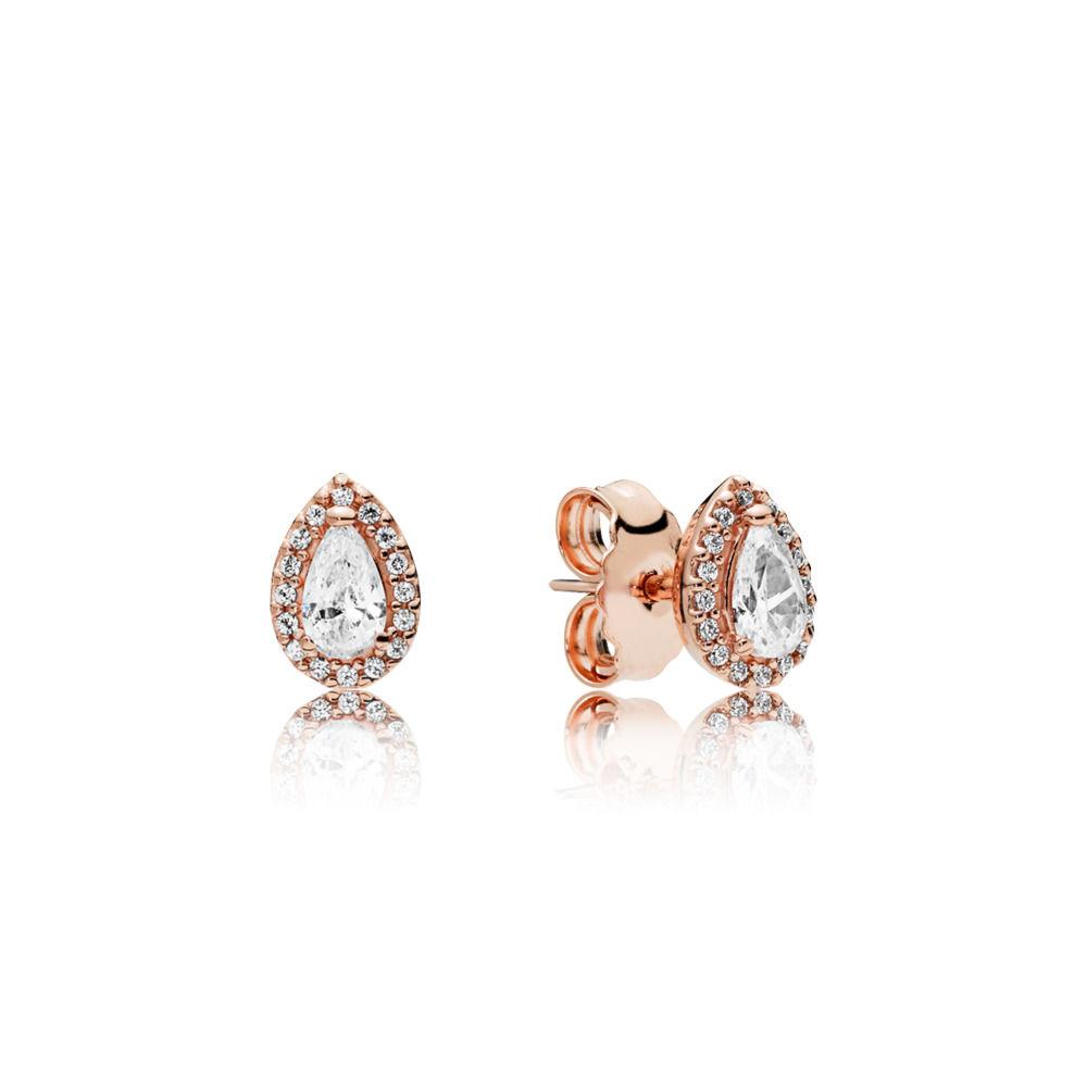 Clous d'oreilles : gouttelettes géométriques 59€ - 286252CZ