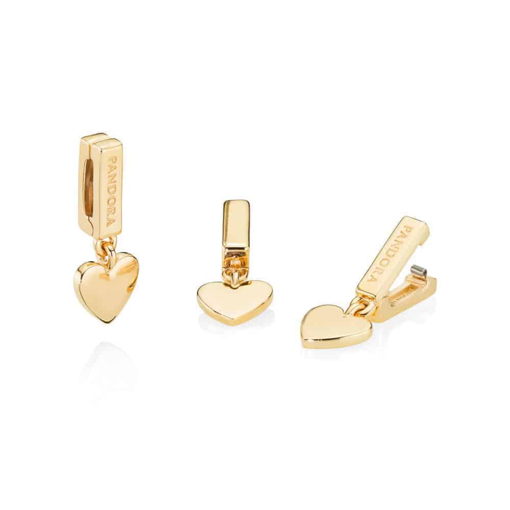 Charm Clip Coeur En Apesanteur Shine 45€ - 768672C00