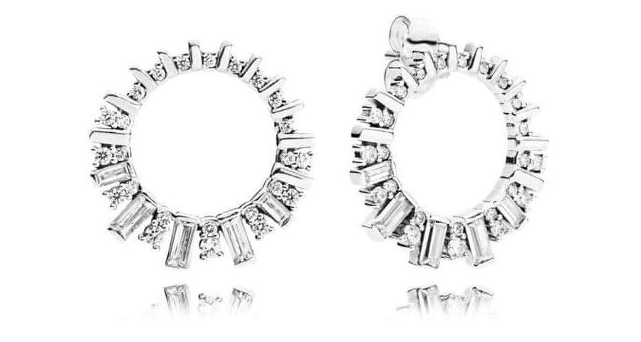 Boucles d'oreilles Beauté Glaciale en Argent 79€ - 297545CZ