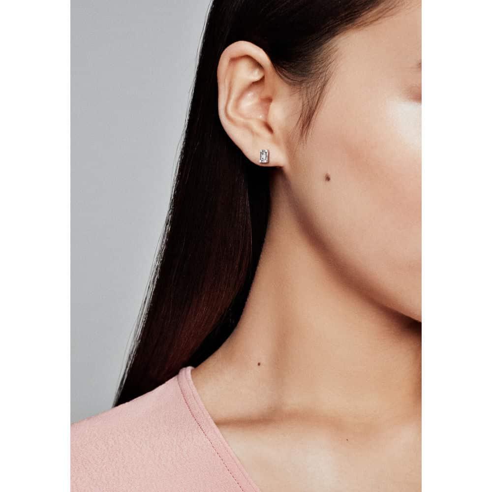Boucles d'oreilles Glace Lumineuse en Argent 55€ - 297567CZ
