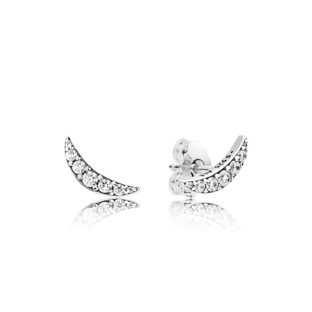 Boucles d'oreilles Lumière Lunaire en Argent 45€ - 297569CZ