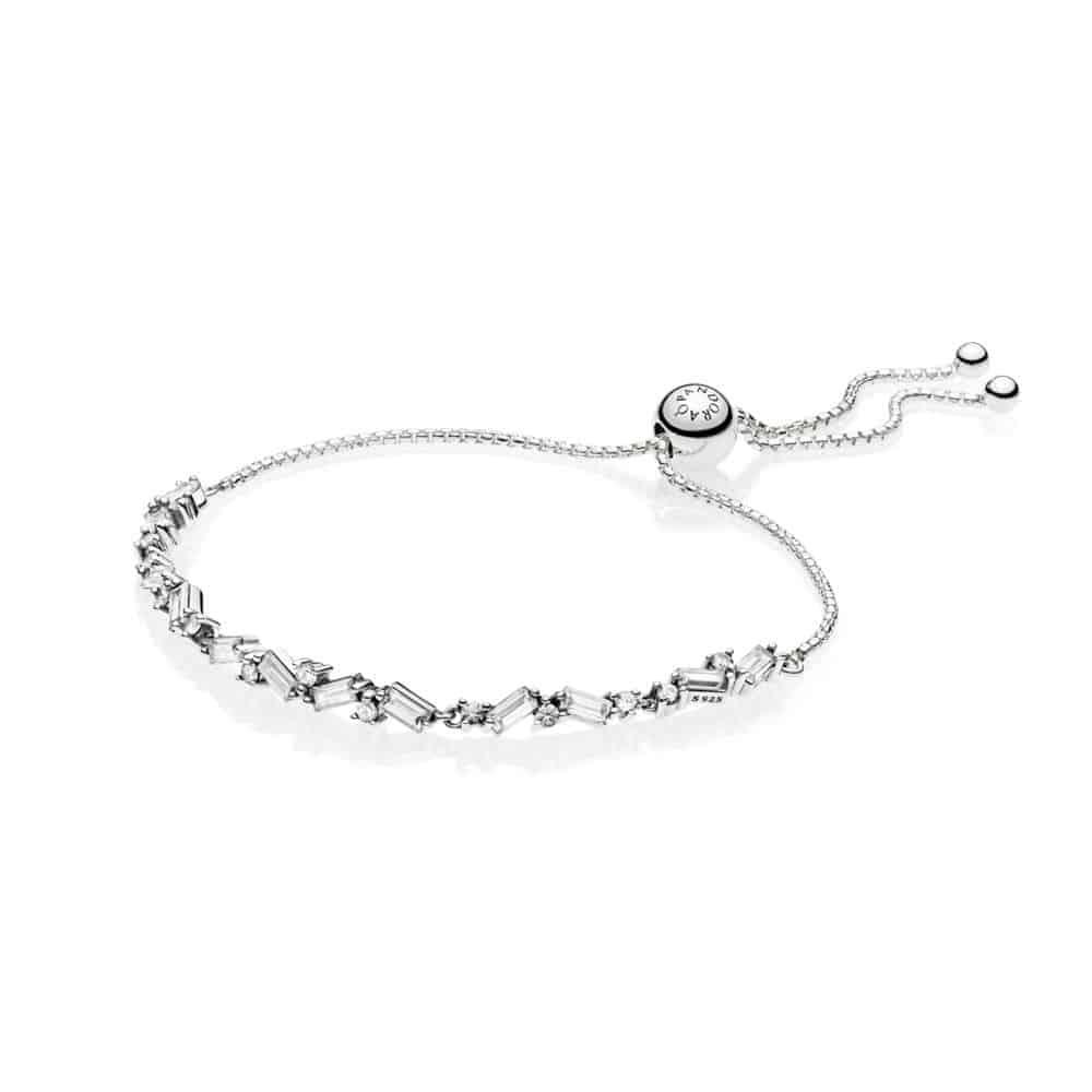 Bracelet Coulissant Beauté Glaciale en Argent 89€ - 597558CZ