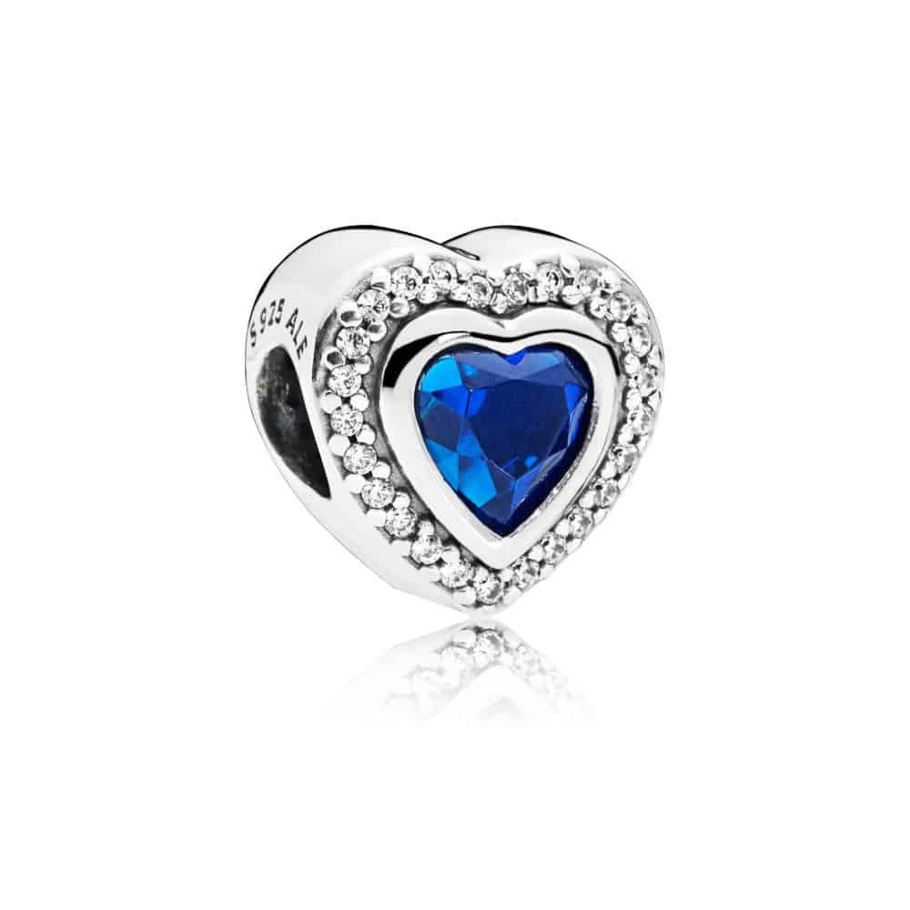 Charm Amour Scintillant Bleu 69€ - 797608NANB