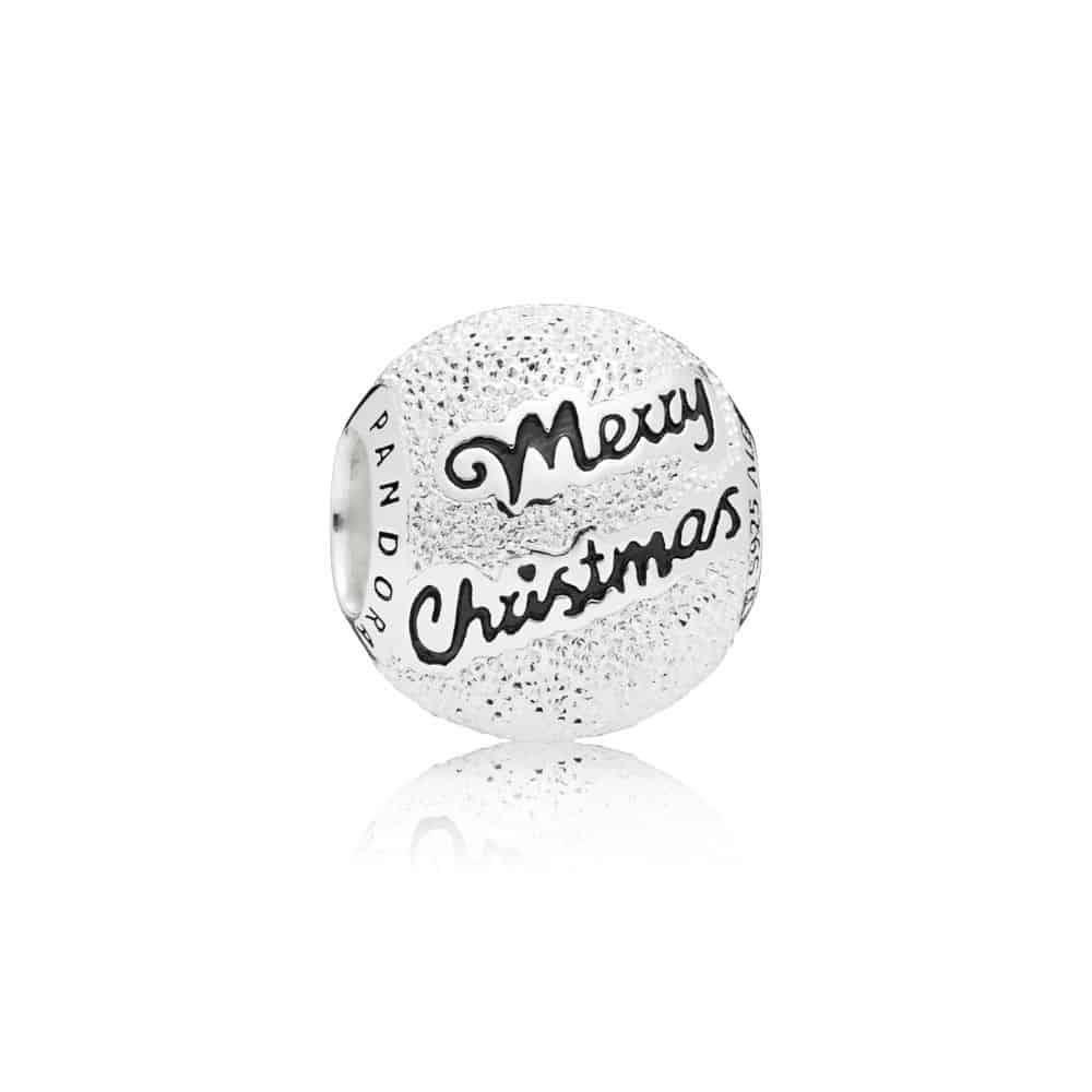 """Charm de Noel 2019, """"Merry Christmas"""" en Argent 35,00 € - 797524EN16"""