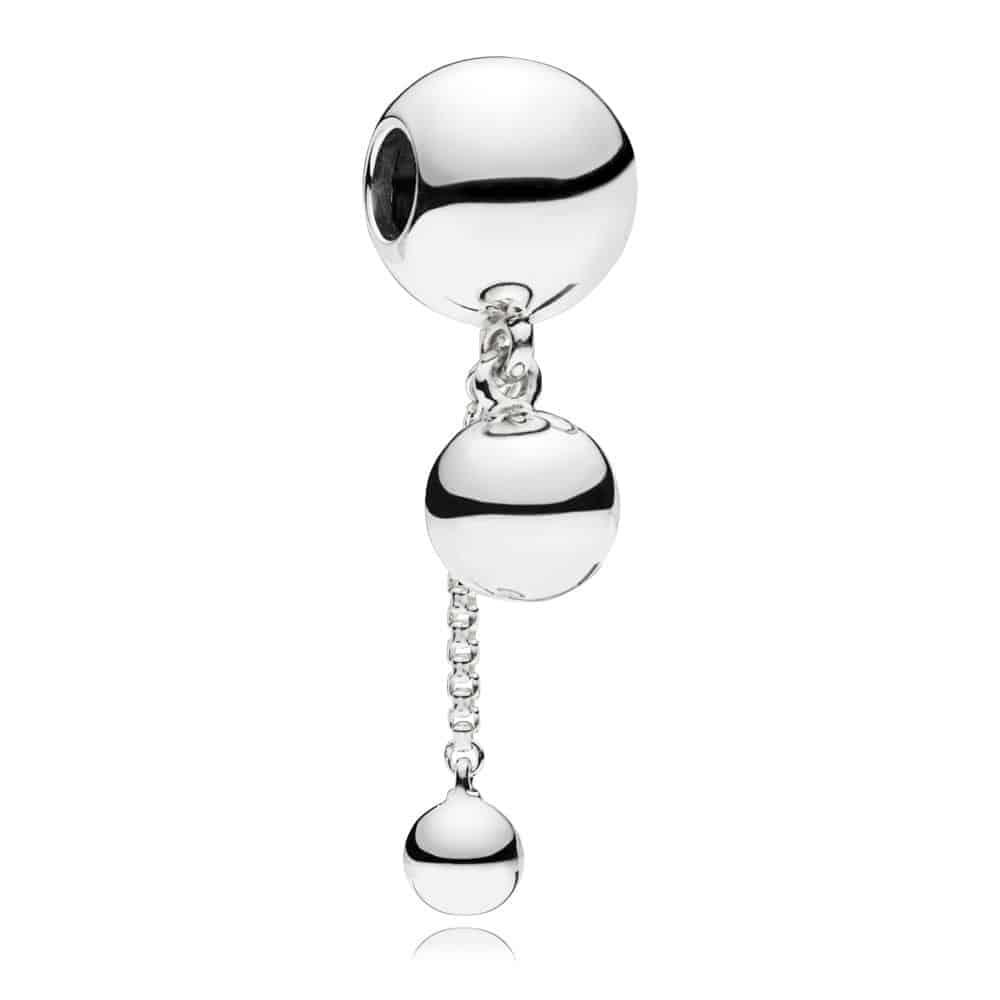 Charm pendant Fil de Perles en Argent 45€ - 797521