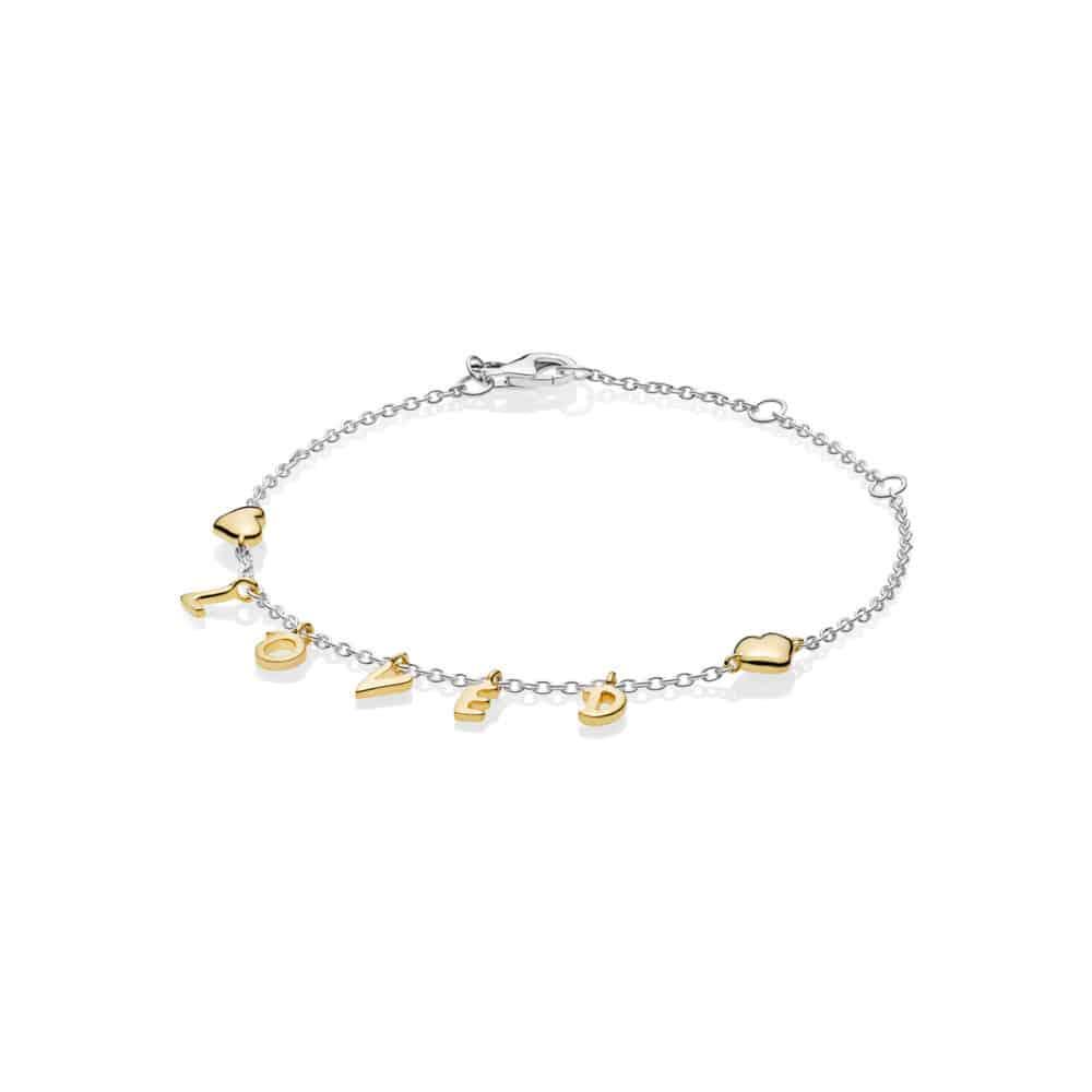 Bracelet Aimée en PANDORA Shine 79,00 €