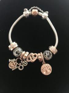 Mon bracelet famille