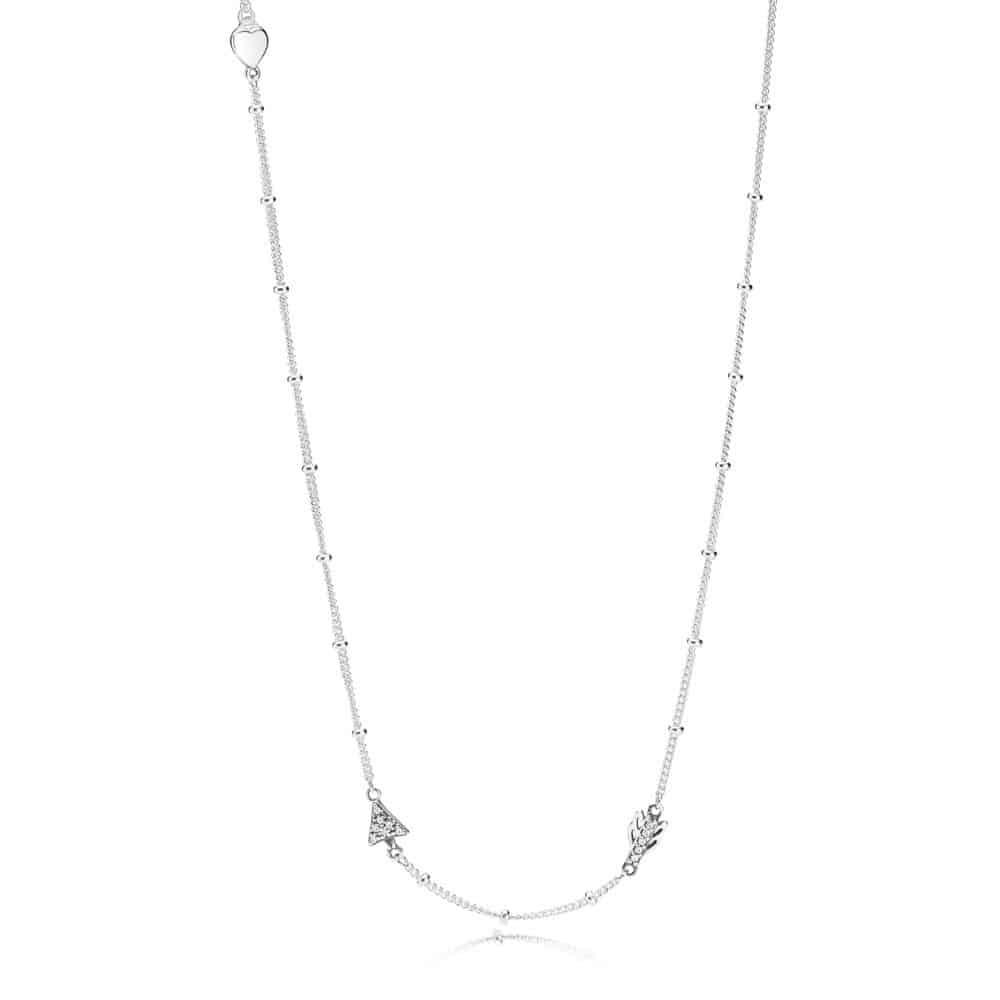 Collier Flèche de l'Amour en Argent 69,00 €
