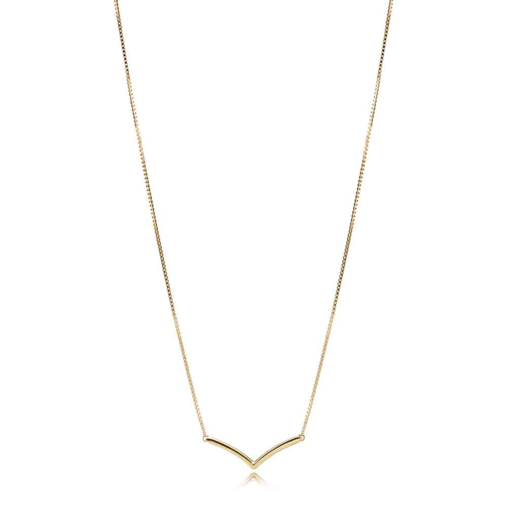 Collier Vœu Brillant en Pandora Shine 149,00 € - 367803-45