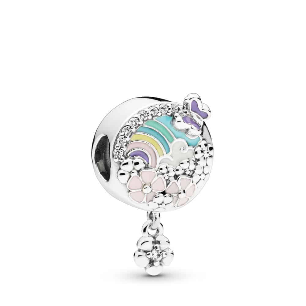 Charm arc en ciel floral 59€ - 797999ENMX