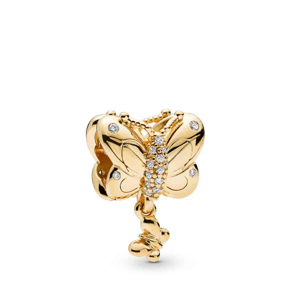 Charm Papillon en PANDORA Shine 89€ - 767899CZ