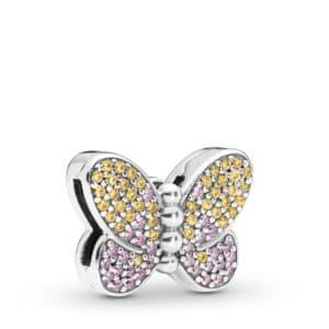 PANDORA Reflexions Charm clip Papillon Lumineux en Argent 59,00 €