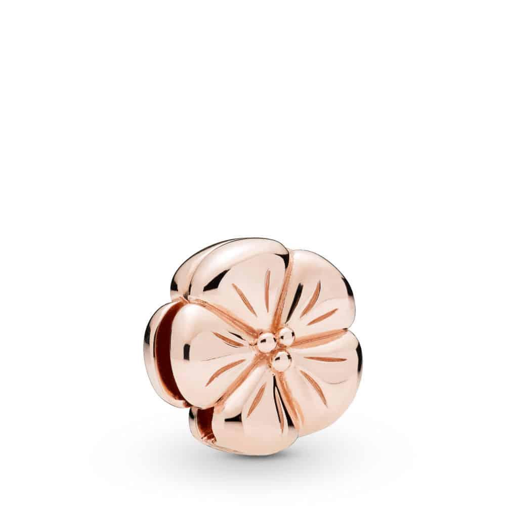 Charm Fleur Classique en Pandora Rose 39€