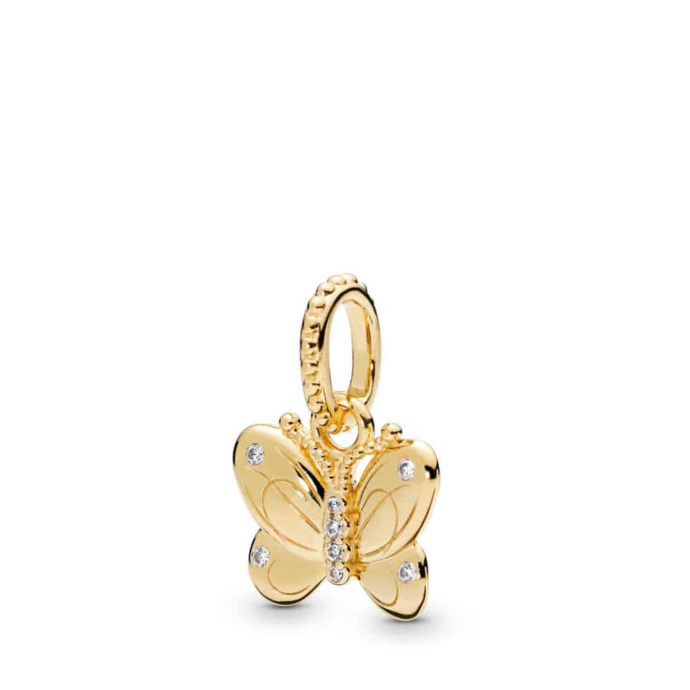 Pendentif Papillon en PANDORA Shine 79€ - 367962CZ