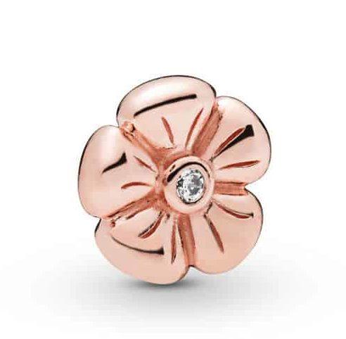 Symbole miniature Fleur en PANDORA Rose 19,00 € - 787898CZ