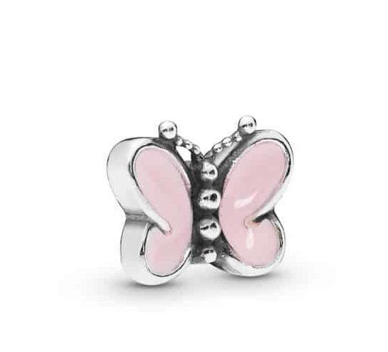 Symbole miniature Papillon en Argent15€