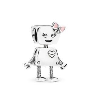 Charm Bella Bot 59€ - Collection Friends Pandora - 797141EN160