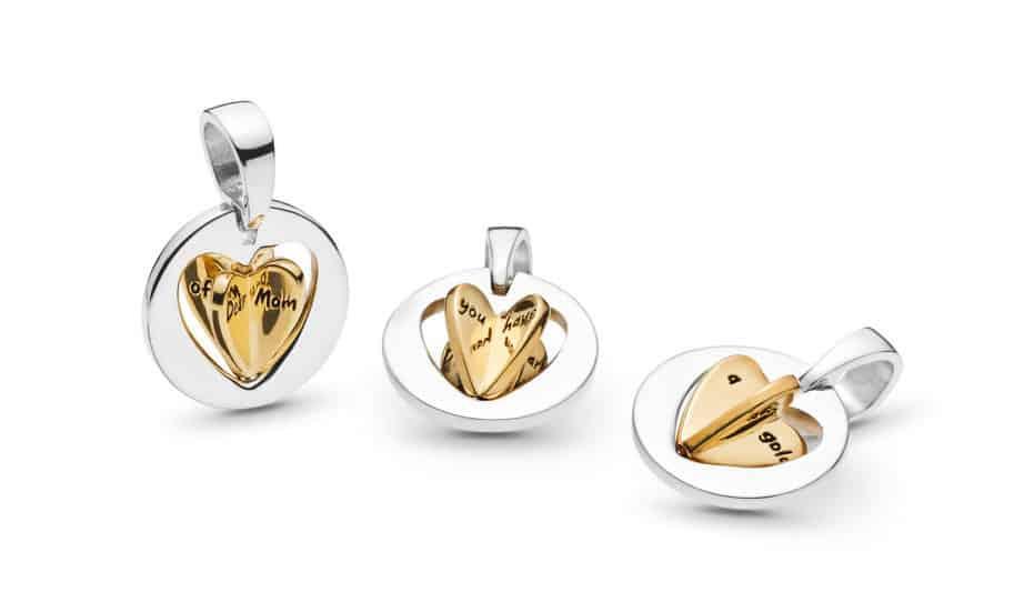Charm Cœur d'une Mère en Pandora Shine 75€ - 768756C00
