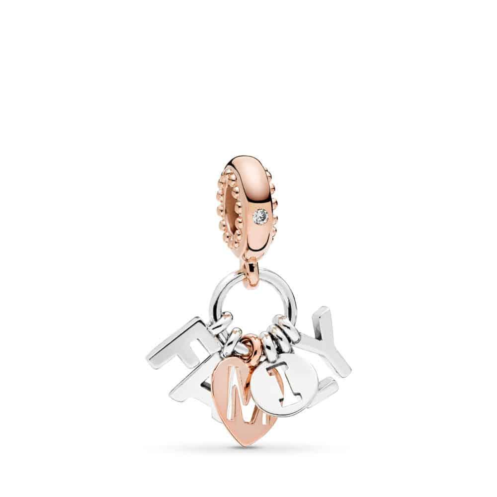 Charm Famille Parfaite en Pandora Rose 59€ - 787785CZ