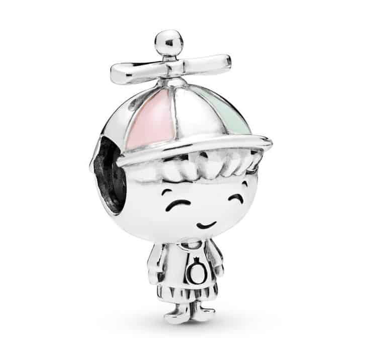Charm Petit Garçon en Argent 49€ - 798016EN160