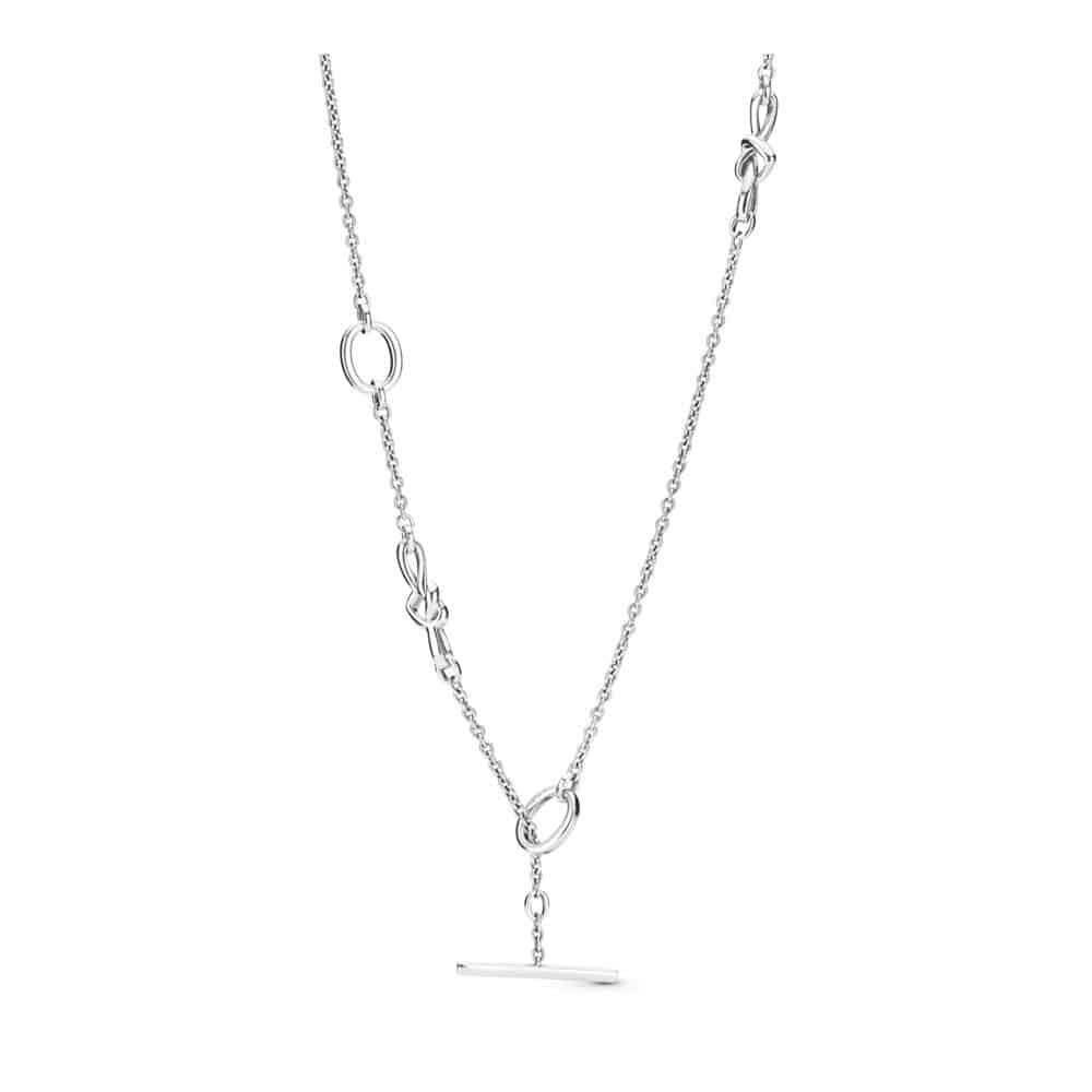 Collier Liens de l'Amour en Argent 199€ - 398080