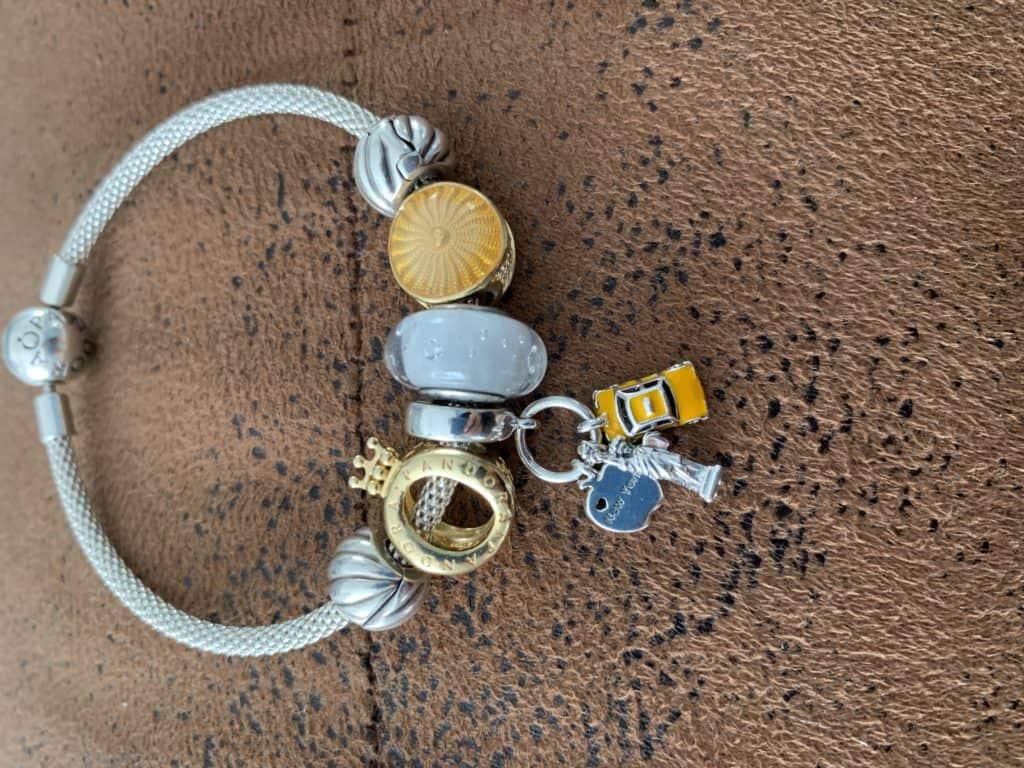 derniers bijoux pandora