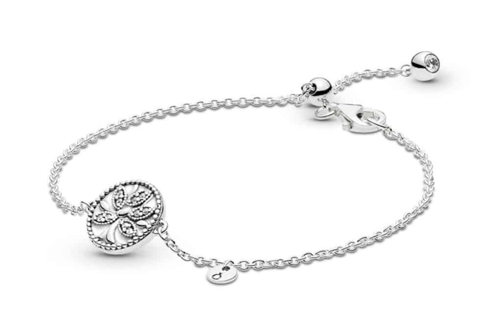 Bracelet Arbre de Vie en Argent 55,00 € - 597776CZ