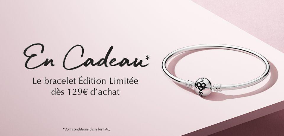 Bracelet offert dès 129€ d'achats!