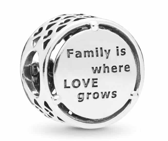 Charm Hommage Familial 35,00 €