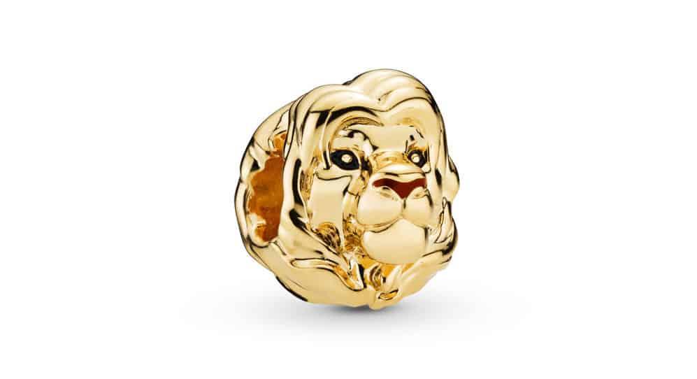 Charm Disney Simba en Pandora Shine 69€