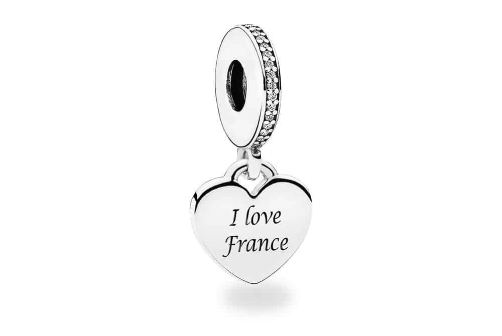 Charm I Love France 49,00 € - ENG792017CZ