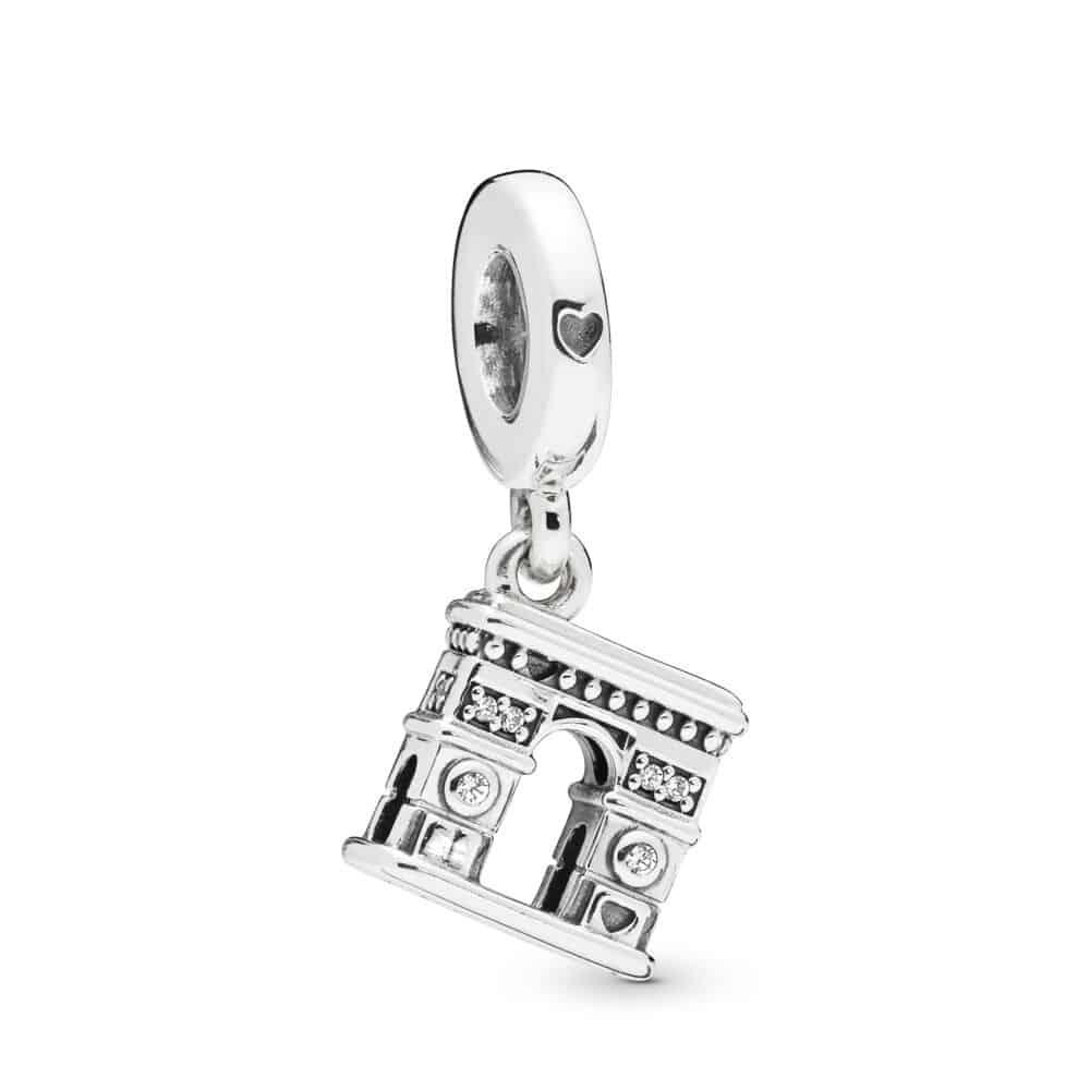 Charm pendant Arc de Triomphe en Argent 49,00 €