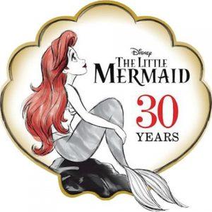 Ariel La Petite Sirène fête ses 30 ans!