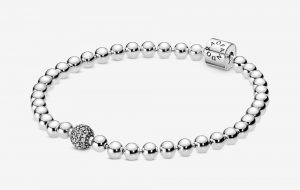 Bracelet Sphère et Pavé 69,00 € - 598342CZ