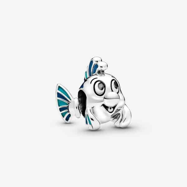 Charm Disney La Petite Sirène Polochon en Argent 59€ - 798230ENMX