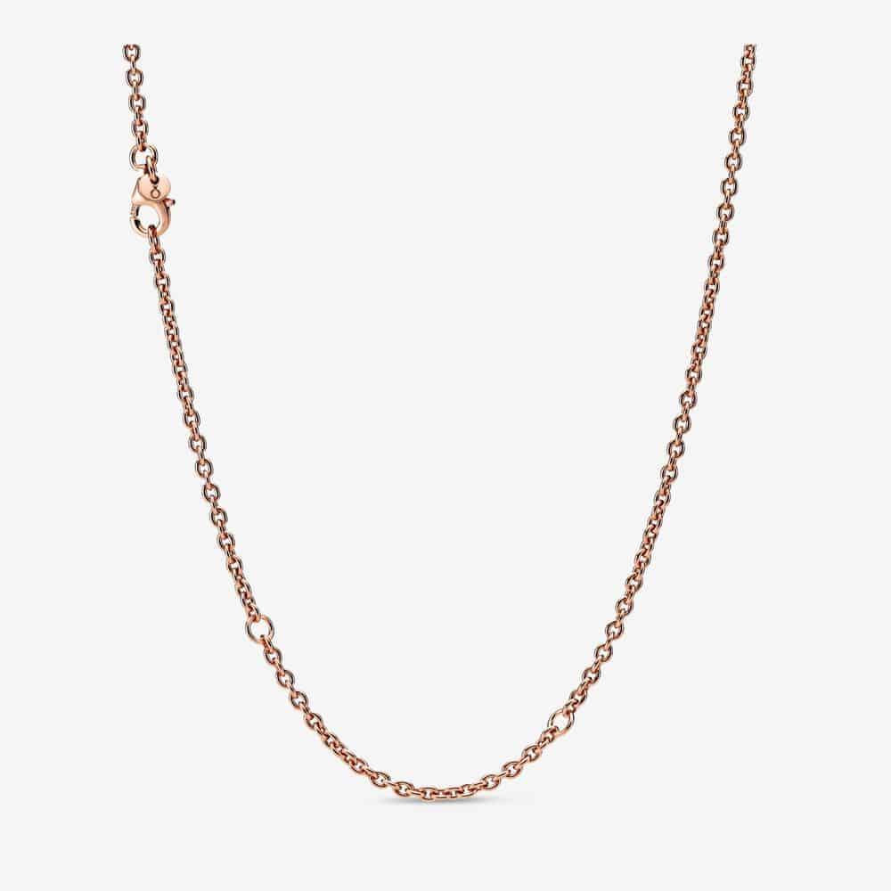 Chaîne à Maille Forçat, Pandora Rose 149€ - 388574C00