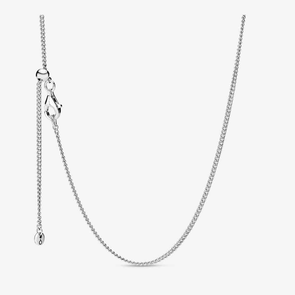 Collier maille gourmetteargent 49,00 € - 398283