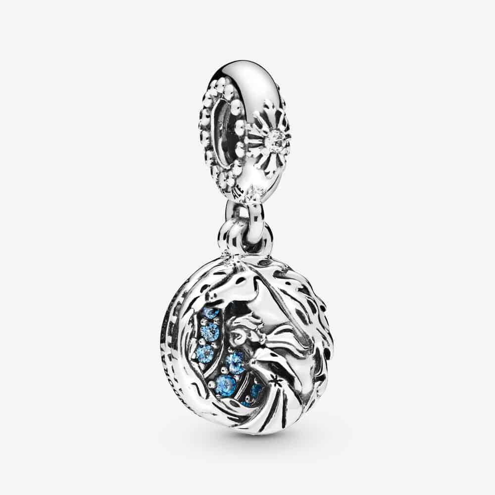 Charm Pendant Disney La Reine des Neiges Elsa et Nokk 69,00 €